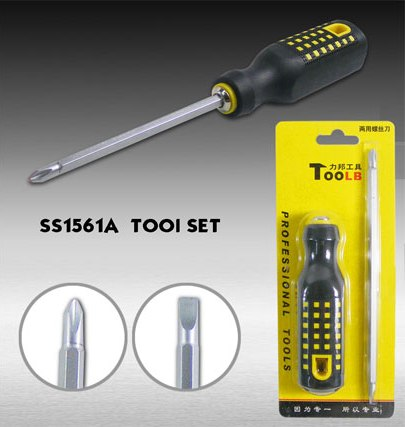2in1 double ended  Screwdriver